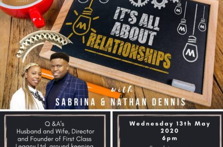Kitchen Table Talks – Relationships with Nathan and Sabrina Dennis