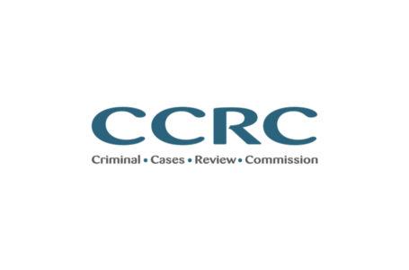 Criminal Cases Review Commission logo