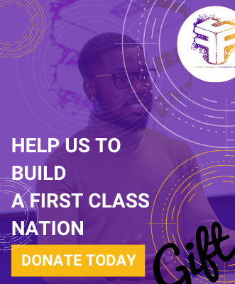 Donate to First Class Foundation