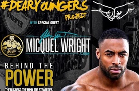 Dearyoungers forum with Micquel Wright
