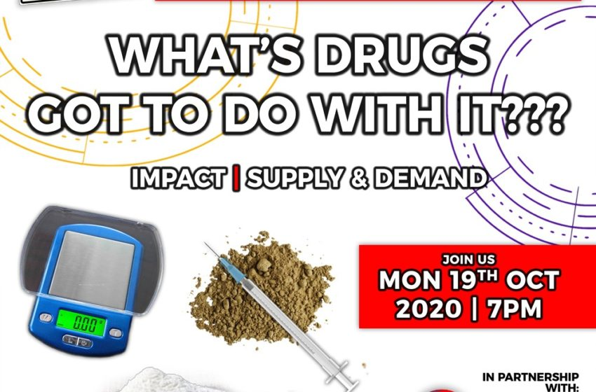 #YOURLIFEMATTERS Project – What's drugs got to do with it?