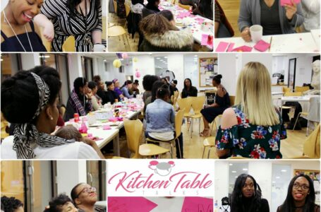 Kitchen Table Talks – We care about families and are here to provide Parent Support