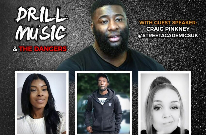 Join us for a #YourLifeMatters Special! Drill Music and the Dangers