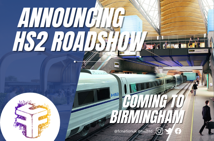 PRESS RELEASE: All aboard: HS2 is coming to Birmingham